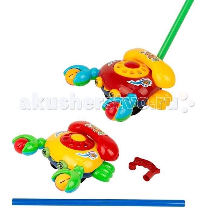 Каталки-игрушки Ami&Co (AmiCo) Телефон (съемная ручка) игрушки подвески amico развивающая игрушка телефон
