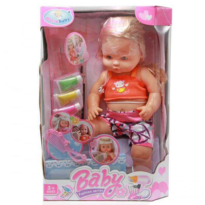 Куклы и одежда для кукол Veld CO Пупс с аксессуарами veld co пупс с ванночкой изабелла