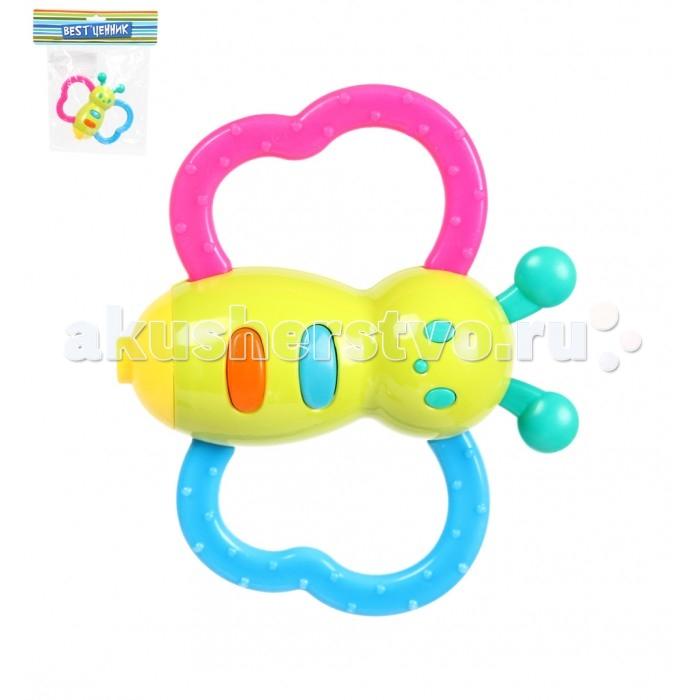 Развивающие игрушки S+S Toys Погремушка игровые фигурки s s toys игрушка ящерица 30 см