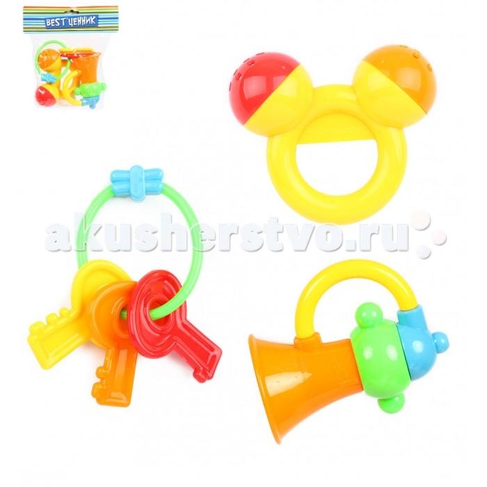 Развивающие игрушки S+S Toys Набор ES-Y-3A s s toys 80083ear военный внедорожник