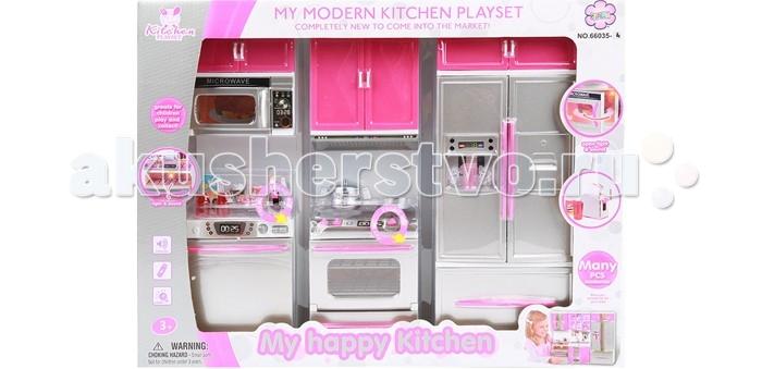 Кукольные домики и мебель Игруша Набор кухонной мебели