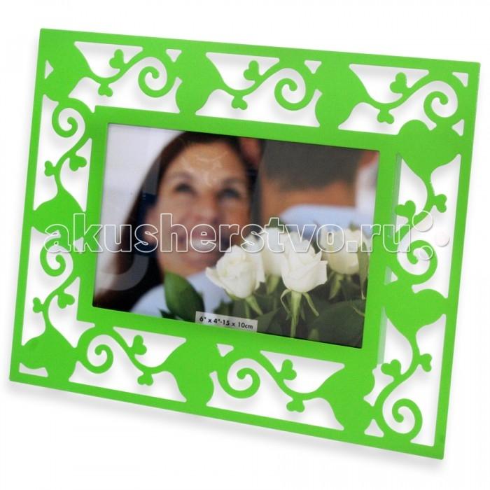 Фотоальбомы и рамки Veld CO Фоторамка 23089 10х15 см подарочная упаковка veld co бант шар 10 шт в наборе