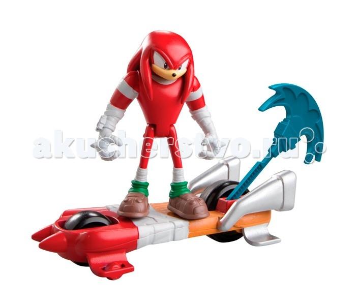 Игровые наборы Sonic Boom Пусковое устройство с фигуркой 7.5 см Наклз
