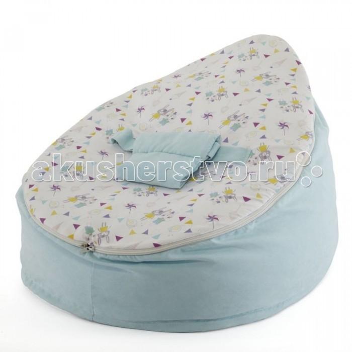 Детская мебель , Мягкие кресла Tutti Bambini Пуф Garden Party арт: 228628 -  Мягкие кресла