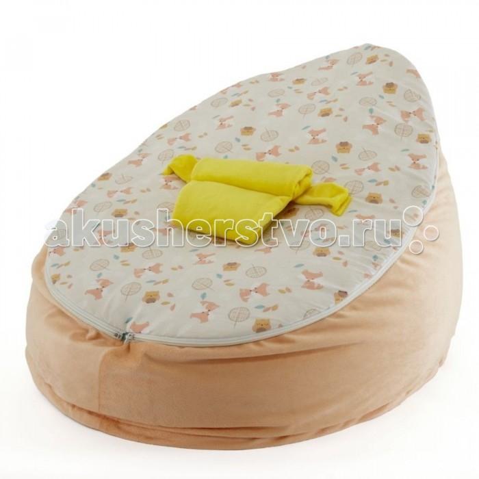 Детская мебель , Мягкие кресла Tutti Bambini Пуф Woodland Walk арт: 228640 -  Мягкие кресла