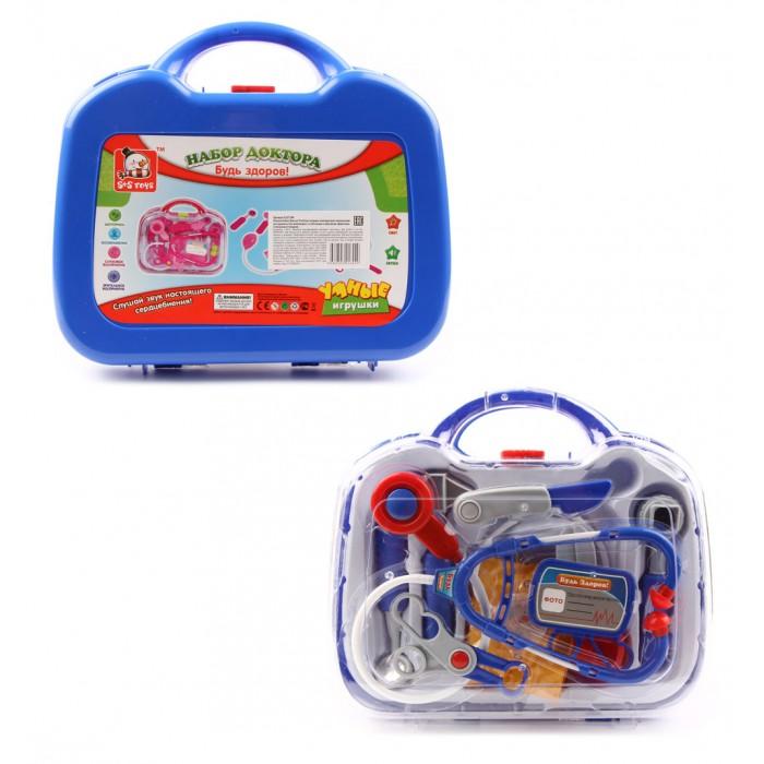 Ролевые игры S+S Toys Набор Доктор EJ53759R игровой набор s s toys пираты разбойники