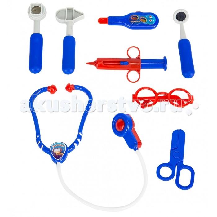 s s toys игровой набор дартс с дротиками 200003538 Ролевые игры S+S Toys Набор Доктор EJ53760R