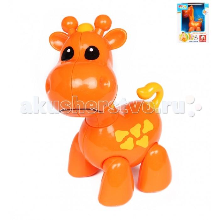 Развивающие игрушки S+S Toys Игрушка Жираф игровые фигурки s s toys игрушка ящерица 30 см