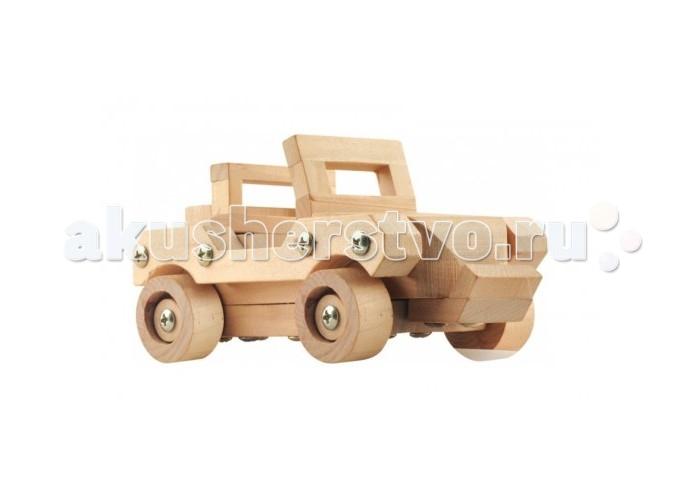 Конструкторы Мир деревянных игрушек (МДИ) Сборная модель Тонка-Багги деревянные игрушки мир деревянных игрушек мди логический квадрат