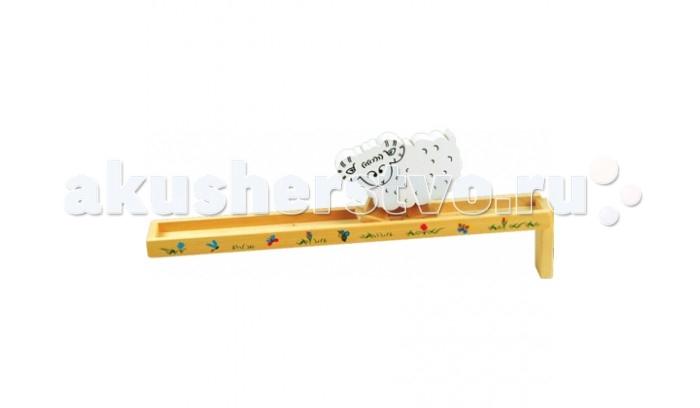 Деревянные игрушки Мир деревянных игрушек (МДИ) Горка Овечка деревянные игрушки мир деревянных игрушек мди лабиринт лев