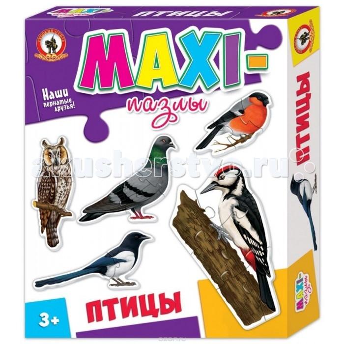 Пазлы Русский стиль Макси пазлы Птицы пазлы русский стиль макси пазлы африканские животные