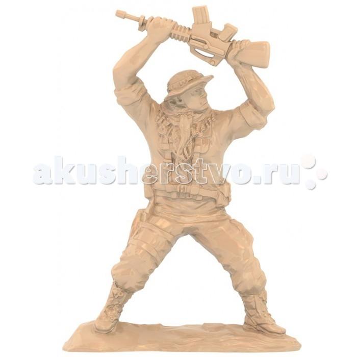 Игровые фигурки Нордпласт Солдаты Морские котики США Десантник