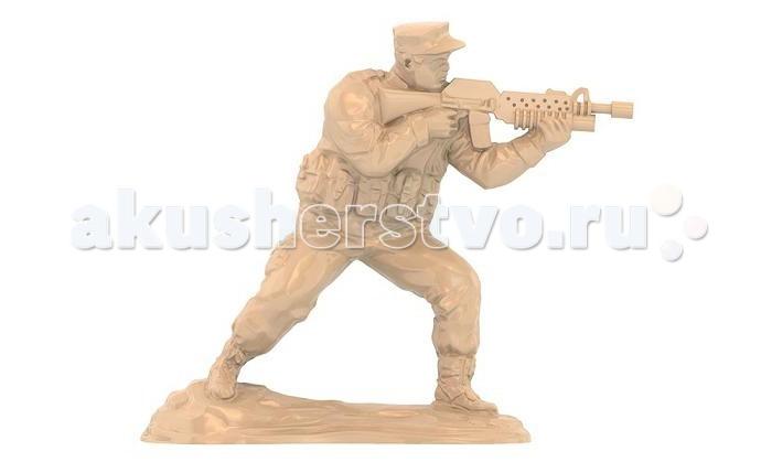 Игровые фигурки Нордпласт Солдаты Морские котики США Пулеметчик грабли нордпласт со вставкой в ассортименте