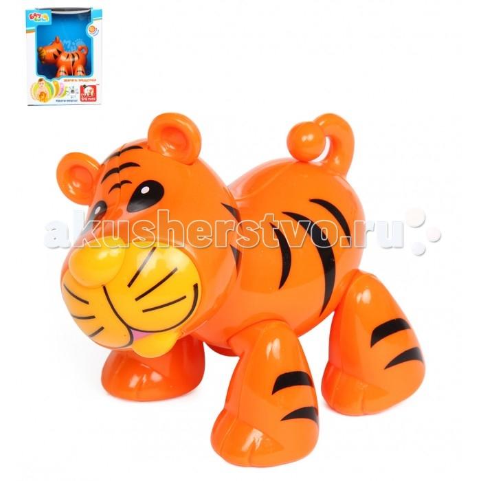 Развивающие игрушки S+S Toys Тигр развивающие игрушки tolo toys белый мишка
