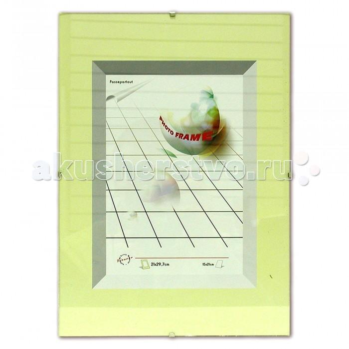 Фотоальбомы и рамки Veld CO Фоторамка 9048 10х15 см подарочная упаковка veld co бант шар 10 шт в наборе