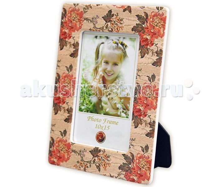 Фотоальбомы и рамки Veld CO Фоторамка 15665 10х15 см подарочная упаковка veld co бант шар 10 шт в наборе