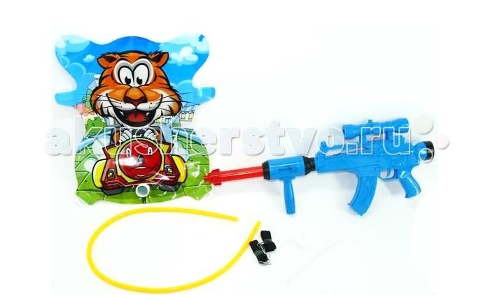 Игрушечное оружие Veld CO Водяной бластер 46 см подарочные пакеты veld co набор из 12 пакетов 27 5х33х12 см