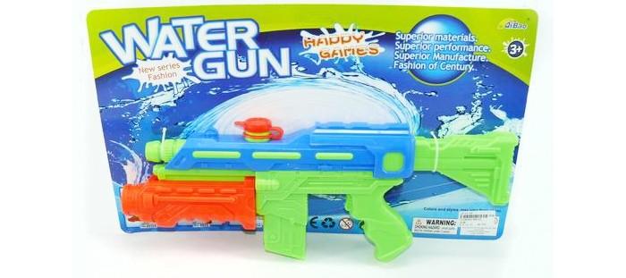 Игрушечное оружие Veld CO Водный бластер 25 см 34258 игрушечное оружие simba водный пистолет toy story 42 см