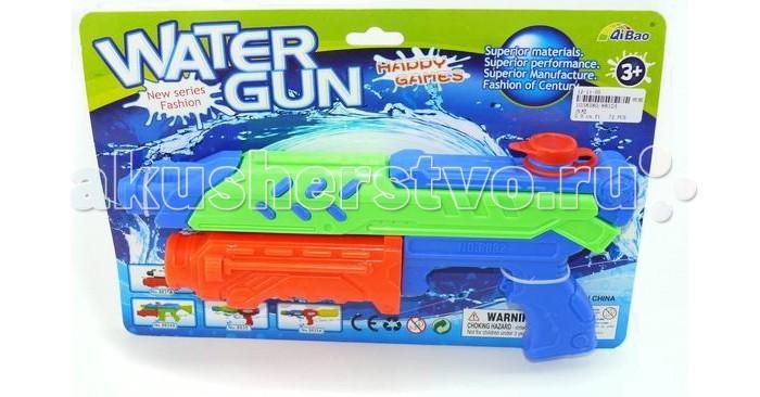 Игрушечное оружие Veld CO Водный бластер 21 см игрушечное оружие simba водный пистолет toy story 42 см