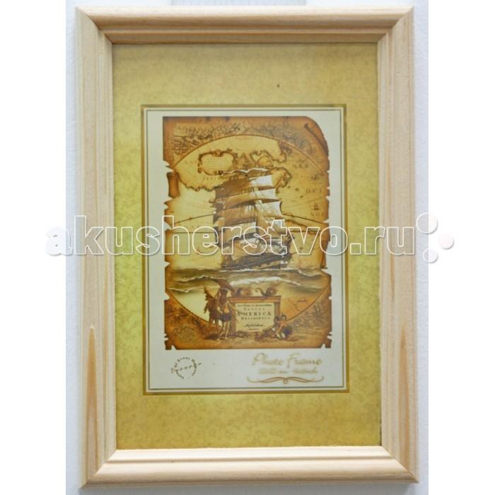 Фотоальбомы и рамки Veld CO Фоторамка деревянная 15Х20