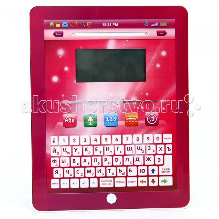 Электронные игрушки Veld CO Обучающий планшет 32 функции 24791 детские компьютеры veld co обучающий планшет