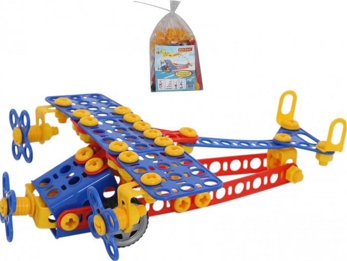 Сборные модели Полесье Изобретатель - Самолет №2 144 элемента