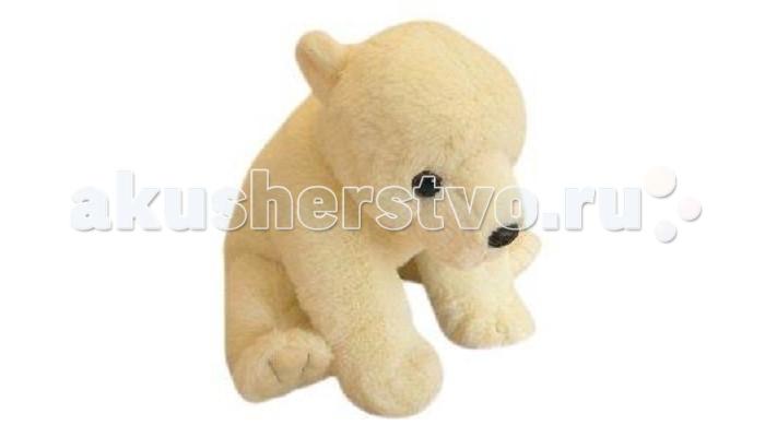 Мягкая игрушка Keel Toys Полярный медведь 25 см