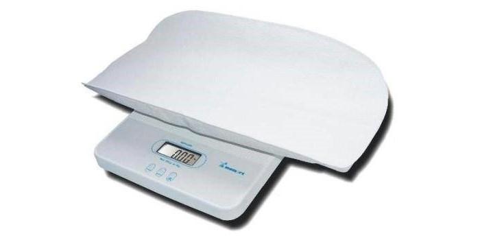 Гигиена и здоровье , Детские весы Momert 6420 арт: 23051 -  Детские весы