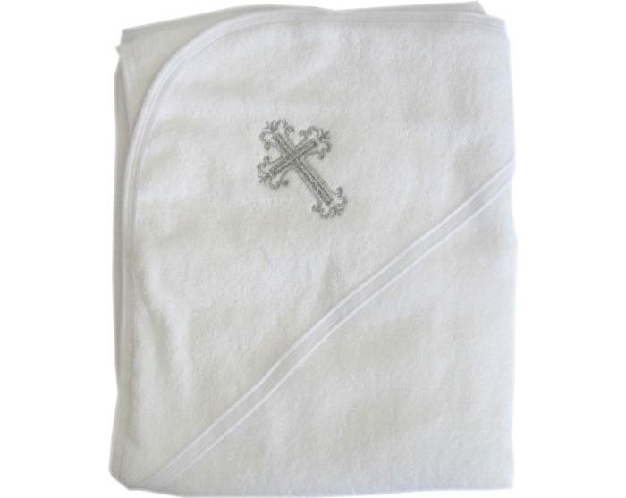 Крестильная одежда Папитто Крестильное полотенце с вышивкой крестильная одежда арго уголок с оборочкой 009 2н
