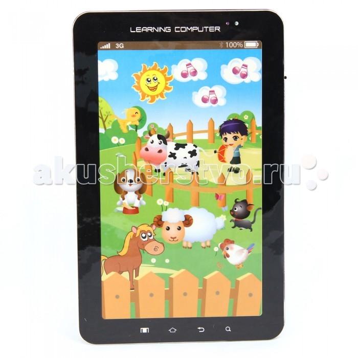 Электронные игрушки Veld CO Обучающий планшет Веселая ферма английский планшет в саяногорске