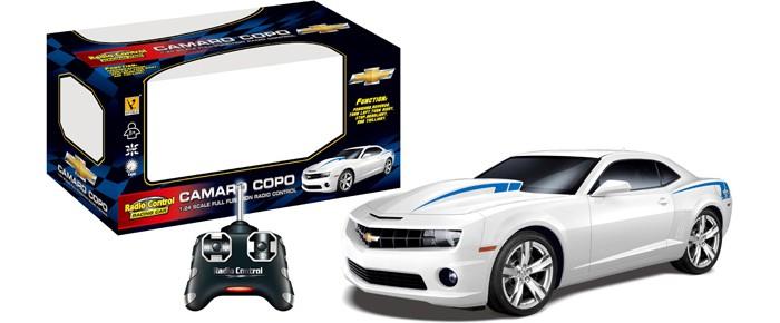 Машины GK Racer Series Машина р/у Camaro Copo на батарейках 1:24 машины gk racer series машина р у mercedes benz gl550 на батарейках 1 18