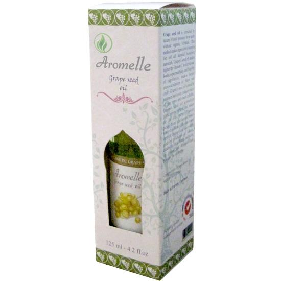Косметика для мамы Aromelle Масло виноградных косточек 125 мл интернет магазин масла петитгрейна фенхеля и масло из виноградных косточек