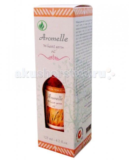 Косметика для мамы Aromelle Масло зародышей пшеницы 125 мл huilargan масло зародышей пшеницы 125 мл