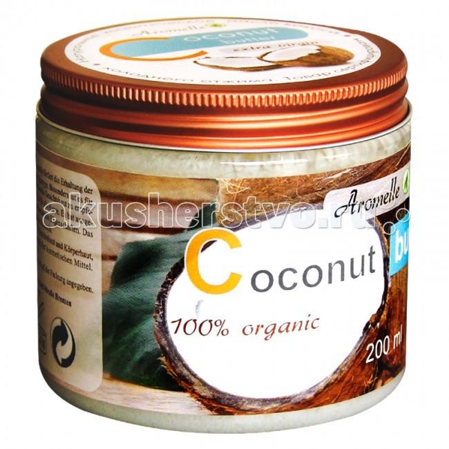 Косметика для мамы Aromelle Кокосовое масло 200 мл кокосовое масло 60 мл dnc кокосовое масло 60 мл