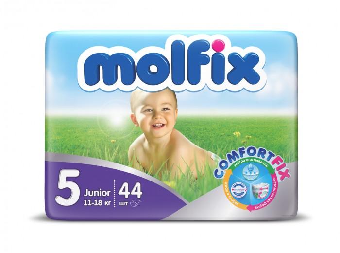 Molfix Подгузники Comfort Fix Джуниор 11-18 кг 44 шт.