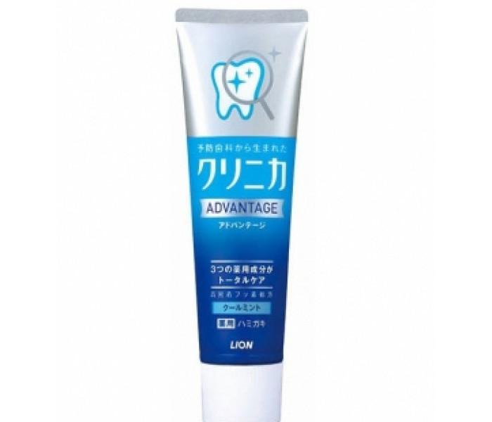 Фото Гигиена полости рта Lion Зубная паста Clinica Advantage Cool Mint с охлаждающим ароматом мяты 130 г