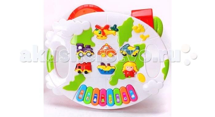 Развивающие игрушки Veld CO Пианино транспорт ящик для обуви magic house 8k13