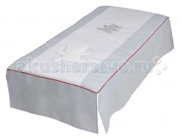 Плед Micuna Neus 140х70 TX-1770Neus 140х70 TX-1770Покрывало Micuna Neus (Микуна) 140х70 TX-1742  Коллекция текстиля для детской комнаты от испанской компании Micuna создана из натурального хлопка самой тонкой выделки. Нежная, гипоаллергенная ткань благоприятна для кожи малышей. Она легко стирается и быстро сохнет. Наполнитель мягких бортиков – холлофайбер – состоит из пустотелых полиэстеровых волокон, скрученных в форме пружин. Обеспечивает лучшую, чем синтепон, теплоизоляцию и меньше слёживается. Текстиль Micuna – гарантия настоящего качества.  Основные характеристики:  мягкое покрывало для детской кровати;  материал: 50% хлопок, 50% полиэстер  гипоаллергенные материалы и краски;  размер 140х70 см;  идеально подходит для кроватки Micuna 140х70.<br>