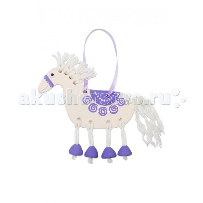 Наборы для творчества Arti Набор для творчества Глиняная лошадка Пегас набор для детского творчества набор веселая кондитерская 1 кг
