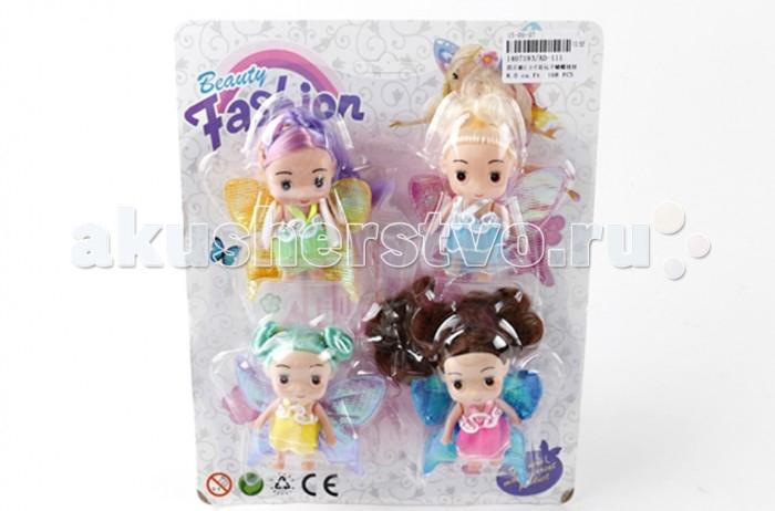 Куклы и одежда для кукол Daisy Куклы малышки Феи книги питер комплект вязаные куклы сказочные феи вязаные куклы лесные феи