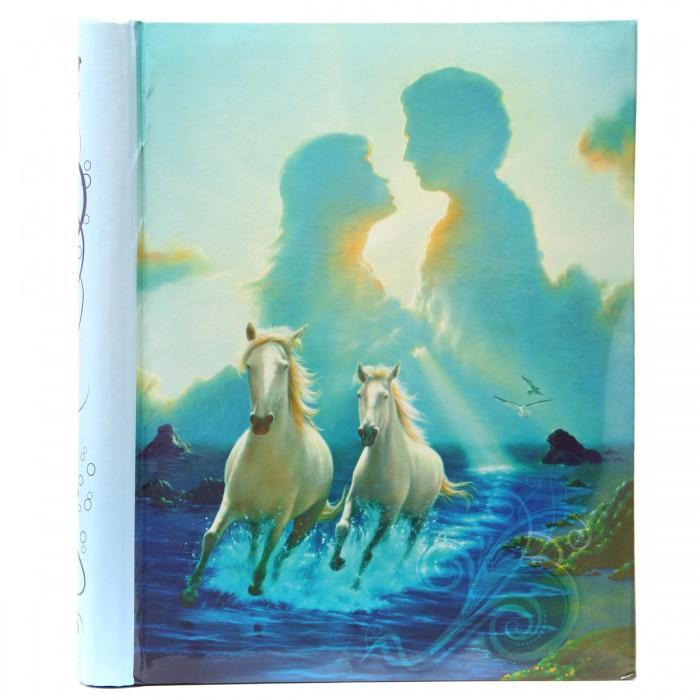 Фотоальбомы и рамки Veld CO Магнитный фотоальбом Romance 10 листов 23х28 см подарочная упаковка veld co бант шар 10 шт в наборе