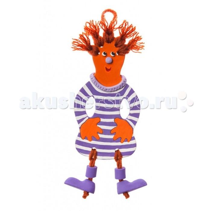 Наборы для творчества Arti Набор для творчества Глиняный клоун Кэп набор для детского творчества набор веселая кондитерская 1 кг