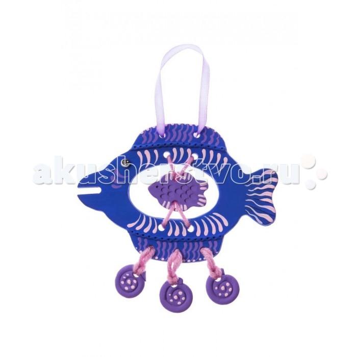 Наборы для творчества Arti Набор для творчества Глиняная рыбка Ундина набор для детского творчества набор веселая кондитерская 1 кг