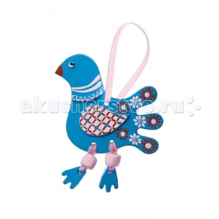 Наборы для творчества Arti Набор для творчества Глиняная птичка Олли крынка глиняная интернет магазин