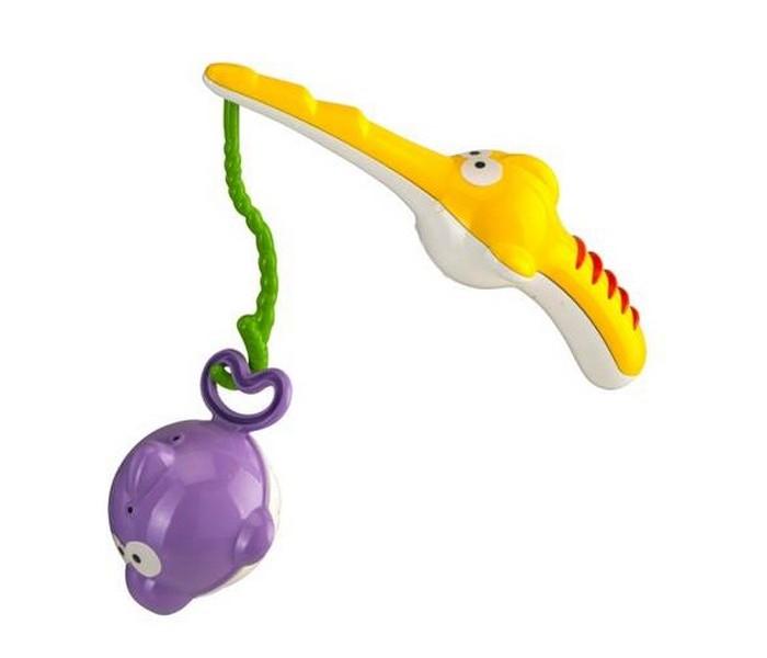 Игрушки для ванны B kids Игровой набор для купания Рыбалка b kids игровой набор для купания баскетбол