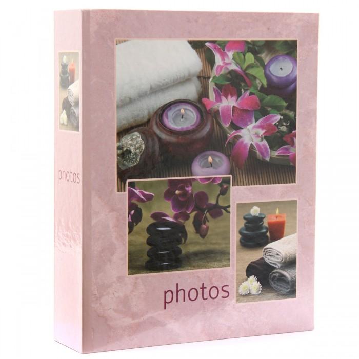 Фотоальбомы и рамки Veld CO Фотоальбом 200 фотографий 10х15 см 46448 фотоальбом 200 фото 10 15см big dog™ bwc bouquet