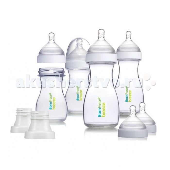 BornFree Подарочный набор Breeze пластик