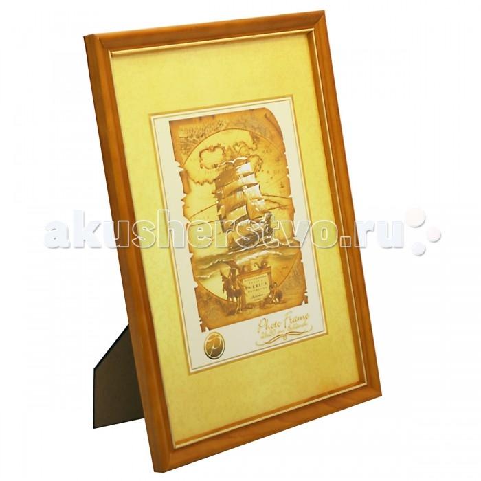 Фотоальбомы и рамки Veld CO Фоторамка деревянная 10x15 7700