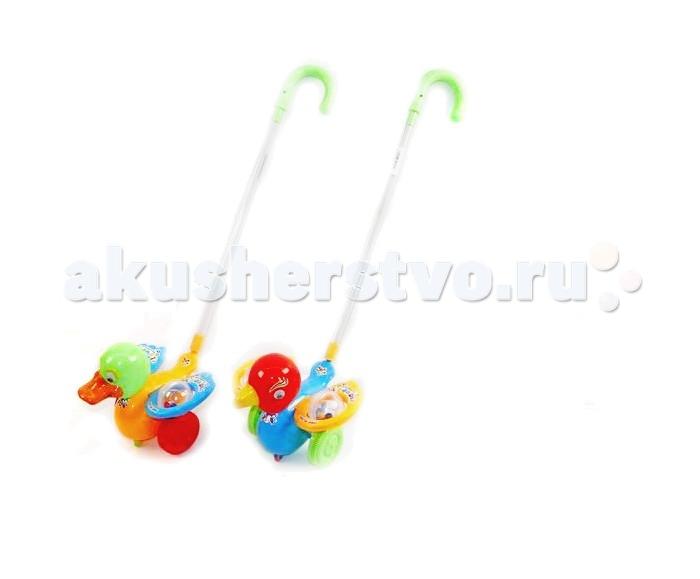 Каталки-игрушки Ami&Co (AmiCo) Утка (свет) игрушки подвески amico развивающая игрушка подвеска джунгли