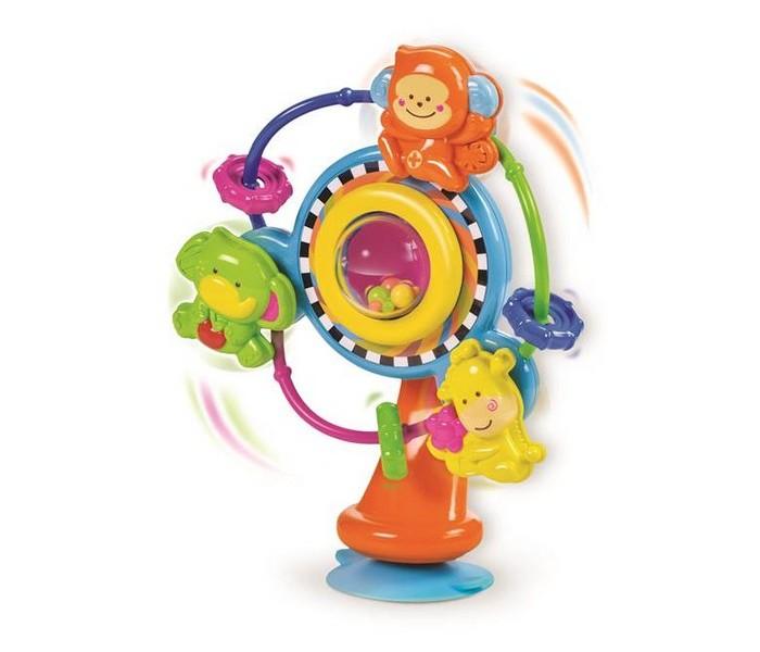 Развивающие игрушки B kids на присоске Карусель развивающие игрушки b kids шар конструктор